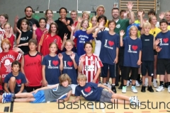 Basketball-Camp des TV Breyell 2011