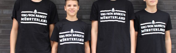 UBC/SCM Baskets Münsterland | 31.08.2018