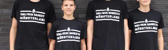 UBC/SCM Baskets Münsterland | 31.08.2018