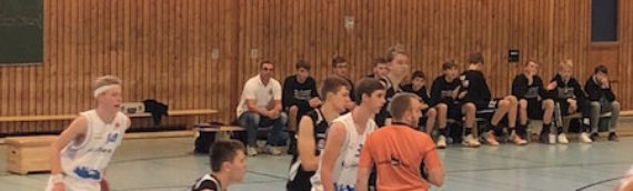UBC/SCM Baskets Münsterland | 22.10.2018
